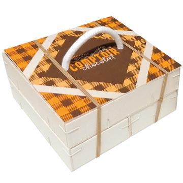 carré dinette chocolat