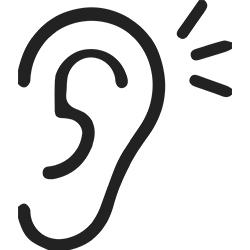Blanchet écoute