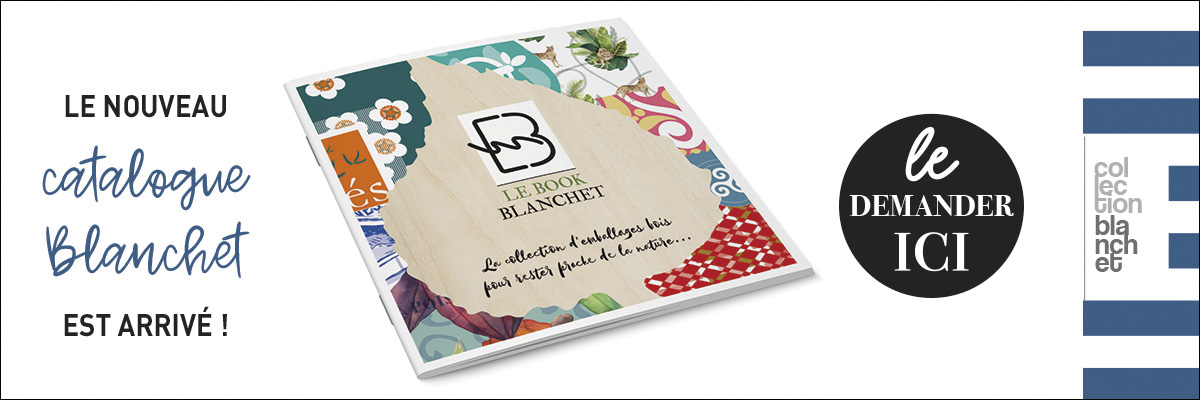 Nouveau catalogue Blanchet - Nouvelle collection